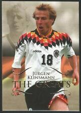 Futera 2011 Unique card #172 GERMANY Jurgen Klinsmann TOTTENHAM