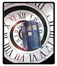 """Doctor Who Licensed Throw Blanket - Velveteen """"TIME WRAP""""  (Brand New no Tag)"""