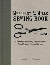 MERCHANT & MILLS SEWING BO - RODERICK FIELD CAROLYN N. K. DENHAM (HARDCOVER) NEW