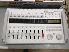 Zoom R16 R 16 Track Recorder Interface Controller