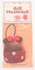 NEW Authentic Disney Parks - Car Air Freshener - Minnie Mouse Candy Apple Scent