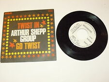 "ARTHUR SHEPP GROUP ""TWIST IN"" disco 45 giri RCA Ita 1977 PROMO"