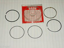 GSXR-50 Suzuki RB-50 Gag Genuine Piston Ring Set 1.0 Oversize 12140-09410-100