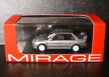 MITSUBISHI LANCER EVO II GSR QUEENS SILVER 1996 HPI MIRAGE 8560 1/43 EVOLUTION 2