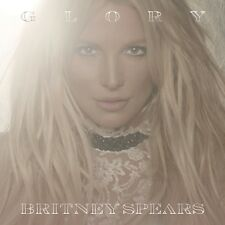 Glory [Deluxe Version] [PA] * by Britney Spears (CD, Aug-2016, RCA) NEW