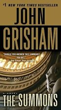 The Summons by John Grisham (2012, Paperback)