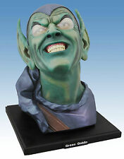 DYNAMIC FORCES GREEN GOBLIN LIFE SIZE BUST HEAD By ALEX ROSS STATUE Spider-man