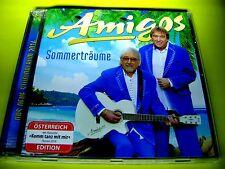 AMIGOS - SOMMERTRÄUME | LIMITED Ö EDITION + KOMM TANZ MIT MIR 2014 / OVP