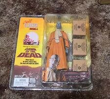 Hare Krishna Zombie - NECA - Cult Classics -  Dawn of the Dead - NIP - Rare