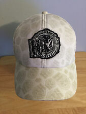 Genuine VOLCOM HAWAII Logo White Mesh Adjustable Snapback Trucker Hat Cap