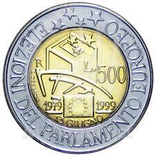 1999 * 500 lire Italia Elezioni Parlamentari Europee
