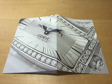 Booklet PATEK PHILIPPE New Model 2006 - Gondolo Gemma Ref. 4981/4991