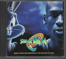CD BOF/OST 14 TITRES--SPACE JAM--SEAL/COOLIO/R.KELLY/BARRY WHITE...