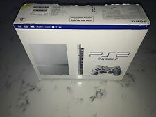Sony PlayStation 2 Slim Silver Console NTSC-U (SCPH-77001) NEW FACTORY SEALED!!!