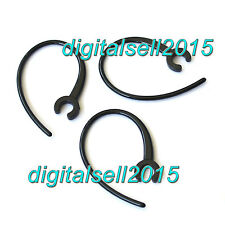 3pcs New Black Earhook Ear Hook For PLANTRONICS DISCOVERY 925 975