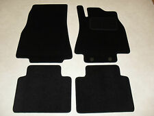 Mercedes B Class 2005-11 (W245) Fully Tailored Deluxe Car Mats in Black.