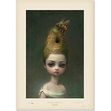 Mark Ryden Queen Bee Cámara de las Maravillas Signed Limited Edition Print