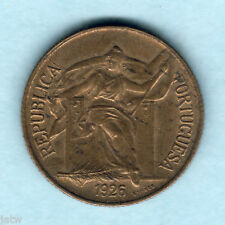 Portugal. 1926 50 Centa.. Much Lustre..  aU/gEF