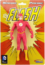 The Flash New Frontier 5.5 Bendable Figure Toy