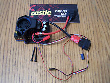 Traxxas XO-1 Castle Creations Mamba Monster 2 Extreme Waterproof Brushless ESC