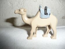 Lego figurine chameau animal camel selle Prince of Persia
