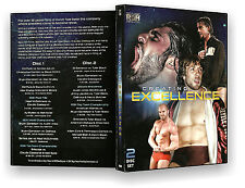 Official ROH Ring Of Honor - Creating Excellence (2 Disc Set) DVD