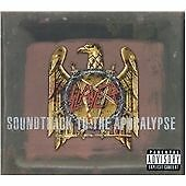 Soundtrack to the Apocalypse [CD + NTSC DVD], Slayer, Very Good CD+DVD, Limited