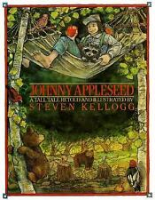Johnny Appleseed-ExLibrary