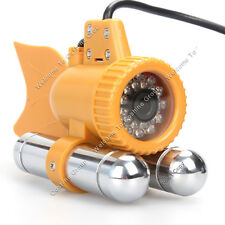 165ft 50M Cable Underwater ICE Sea Fishing Finder CCD 600 TVL Camera Fishfinder