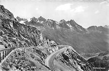 BR19576 Sustenstrasse Grosse Kurve switzerland