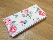 Handmade Pencil Make Up Glasses Case Made With Cath Kidston Forest Bunch Fabric