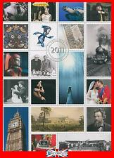 2011 British Pictorial Stamps Year Pack No. 464