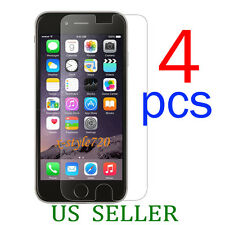 """4pcs Clear LCD Screen Protector Guard Cover Film For Apple iPhone 6 Plus 5.5"""""""
