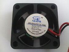 FAN Lüfter 5V 25x25x7mm 0,2A auch für 3D Drucker RepRap.