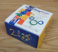 Walt Disney World - Celebrate The Future Hand in Hand 2000 Small Gift Box Only