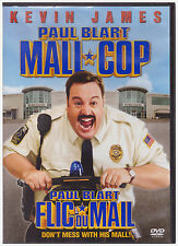 PAUL BLART MALL COP (DVD, 2009, Bilingual)