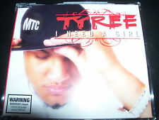 Tyree I Need A Girl Australian CD Single