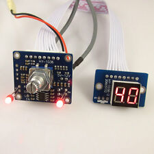 LED Digital Potentiometer Volume Control Board Audio Encoder Switch Module