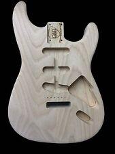 Cuerpo De Guitarra Stratocaster/pantano ceniza/2 piezas/1.85kg/003563