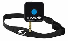 Runtastic Pro Phone App & Wireless Heart Rate Monitor Chest Strap Apple / Andoid