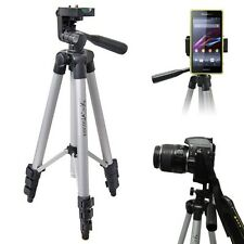 Aluminium Camera Stand Holder Monopod Tripod For iPhone 6 5 5C 5S 4 4S Universal