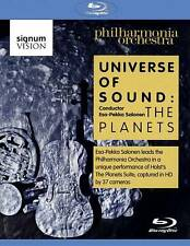 Universe of Sound: the Planets [Blu-ray], New DVDs
