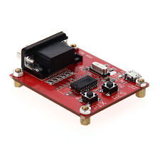 Portable VGA Signal Generator 5V Input 8 Output Modes for LCD Display
