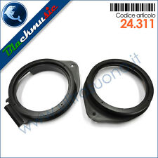 Supporti adattatori altoparlanti 165mm Chevrolet Aveo 2 (T300 dal 2011)