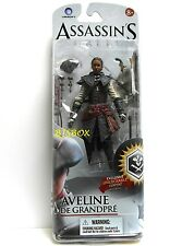 "Assassin's Creed AVELINE DE GRANDPRE 6"" Figure Series #2 Free Game Content New"