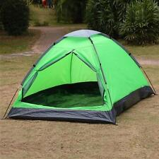 Outdoor Portable Family 2 Person Camping Tent Waterproof Backpacking Hiking