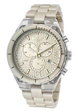 New Adidas Cambridge Chronograph Gold Aluminum Date Men Watch 45mm ADH2544 $125
