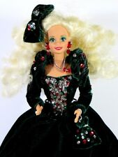 NEW BARBIE DOLL 1991 HAPPY HOLIDAYS CHRISTMAS
