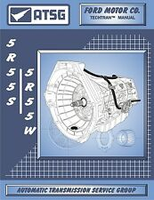 Ford Explorer 5R55W 5 Speed Automatic Transmission ATSG Workshop Manual