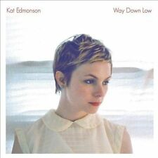Kat Edmonson Way Down Low 2012 CD  Featuring Lyle Lovette